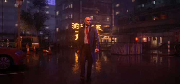 Новый трейлер Hitman 3 посвящен локации в Китае и улучшениям графики