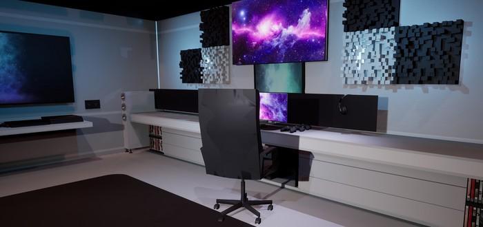 Dreamhouse: The Game — фотореалистичный симулятор строительства дома на Unreal Engine 5