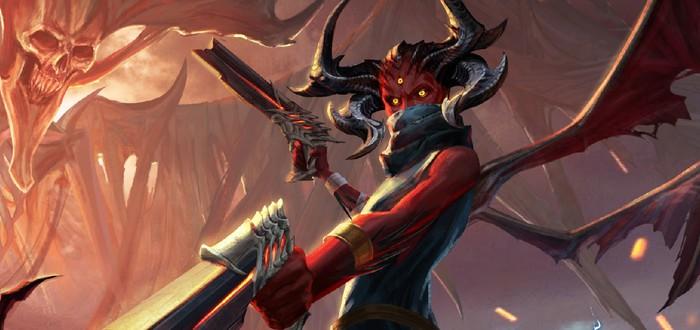 Демонесса ритмично уничтожает десятки врагов под громкую музыку в новом трейлере Metal: Hellsinger