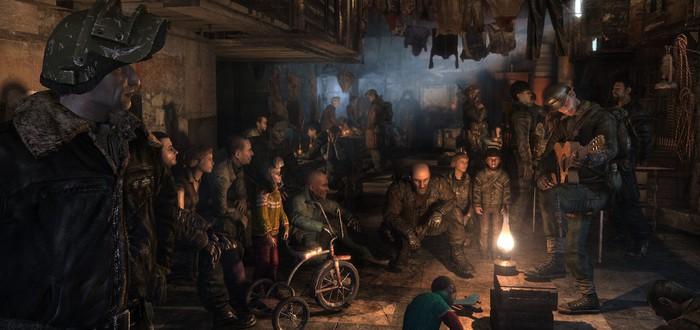 4A Games обновит Metro Exodus для PS5 и Xbox Series