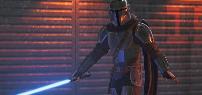 Моддер заменил главного героя Star Wars Jedi: Fallen Order на Мандалорца