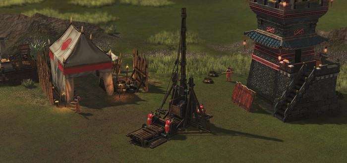 Разработчики Stronghold Warlords рассказали про осадные орудия