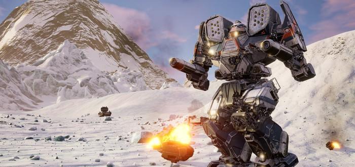 MechWarrior 5 выйдет в Steam и на Xbox Series весной 2021 года