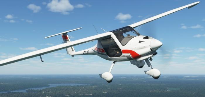 Microsoft Flight Simulator получит полную поддержку VR-устройств в декабре