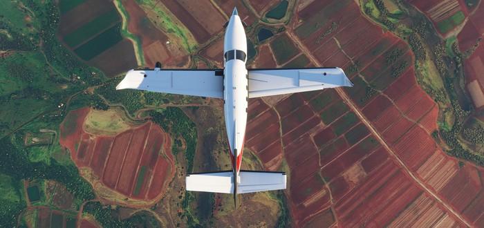Следующее обновление Microsoft Flight Simulator будет посвящено Великобритании