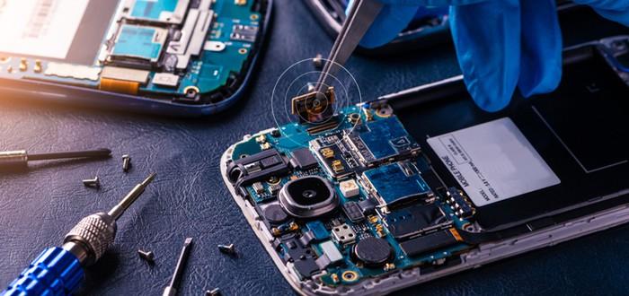 Европарламент обязал компании указывать ремонтопригодность смартфонов