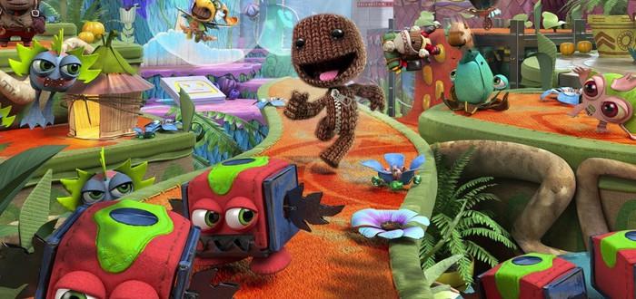 Digital Foundry сравнил Sackboy: A Big Adventure на PS4, PS4 Pro и PS5
