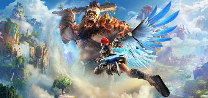 Новый геймплей Immortals Fenyx Rising и сравнение графики между PS5 и Nintendo Switch