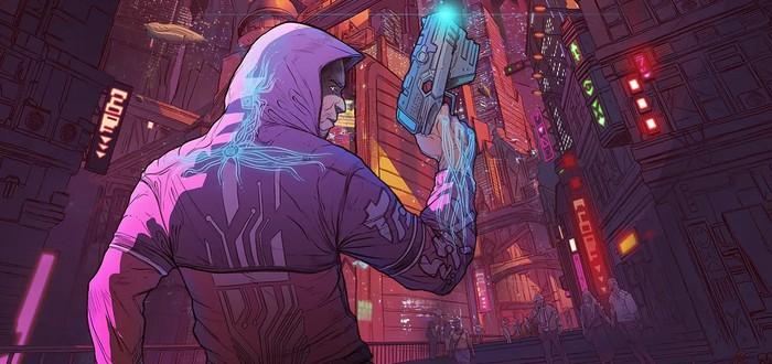 Мир будущего в новом геймплее Foreclosed