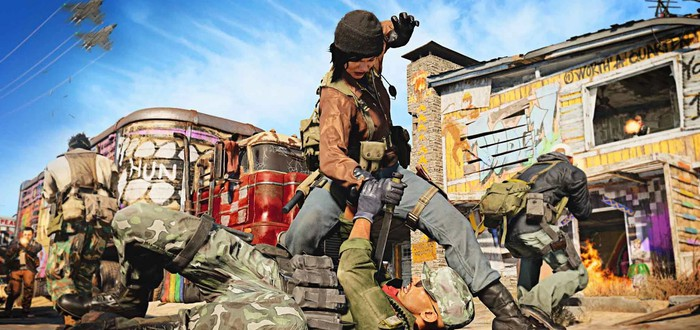 В Black Ops Cold War ускорили прокачку оружия и исправили глитч на карте Nuketown