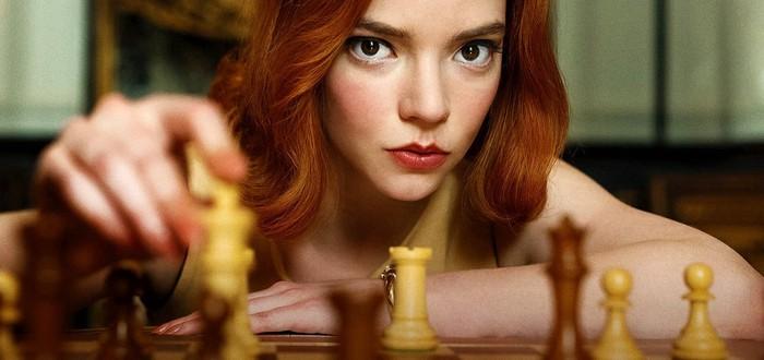 "Сериал ""Ход королевы"" поднял интерес к шахматам"