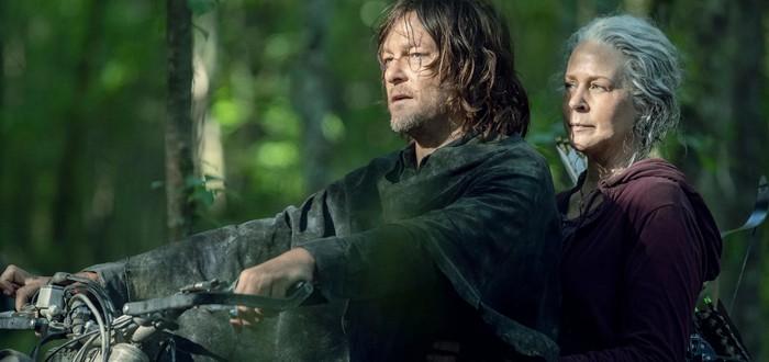 """Шоураннер """"Ходячих мертвецов"""" прокомментировал конкуренцию с сериалом The Last of Us"""