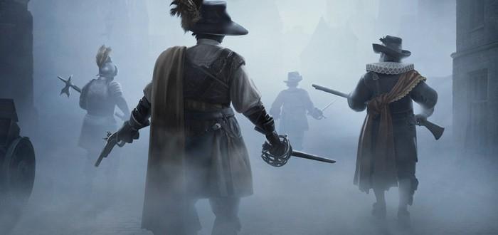 Завязка, исследования и сражения в первом дневнике разработки тактики Black Legend