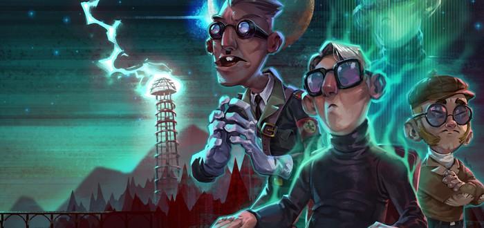 Нацисты, призраки и странный профессор в релизном трейлере пиксельной адвенчуры Nine Witches: Family Disruption