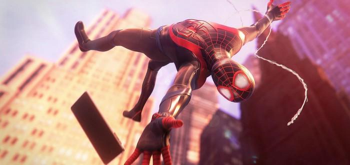 """Продюсер """"Человек-паук: Через вселенные 2"""" планирует добавить баг с превращением Майлза в фонарь в мультфильм"""