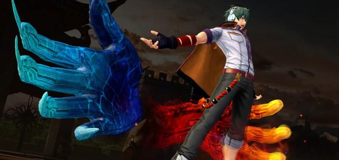 Официально: SNK работает над King of Fighters XV
