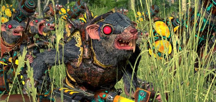 Релизный трейлер дополнения The Twisted & The Twilight для Total War: Warhammer 2