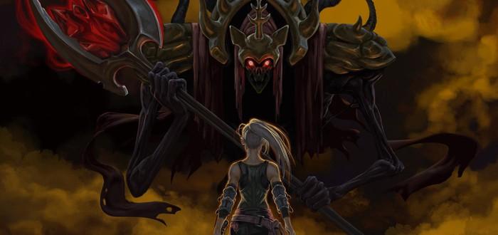 Реки крови и мрачная атмосфера в релизном трейлере пиксельной souls-like Morbid: The Seven Acolytes