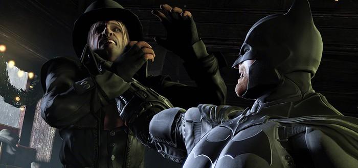 Скриншоты Batman: Arkham Origins – Пещера летучей мыши