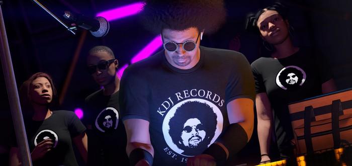 GTA Online получит новый ночной клуб под названием The Music Locker