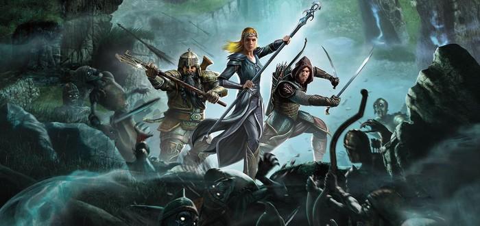 Lord of the Rings Online получит графический апдейт к 2022 году