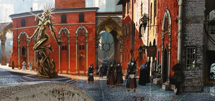 Команда инквизитора и место действия в Dragon Age: Inquisition