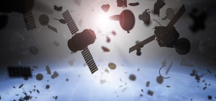 ESA к 2025 году запустит миссию по очистке орбиты Земли от мусора