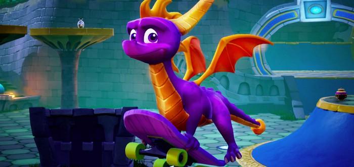 В артбуке Crash Bandicoot 4 нашли намек на продолжение Spyro