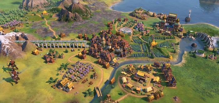 Трейлер декабрьского обновления Civilization 6