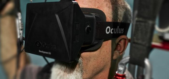 Oculus Rift ищет решение проблемы укачивания