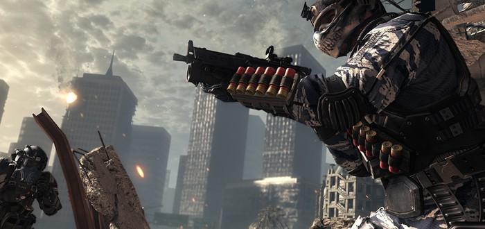 Мультиплеер Call of Duty: Ghosts – за кулисами