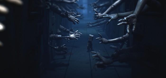 В Steam вышла демоверсия Little Nightmares 2