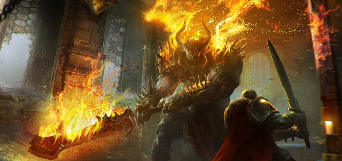 Дебютный трейлер Lords of the Fallen