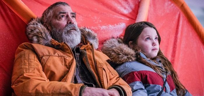 """Финальный трейлер """"Полночного неба"""" c Джорджем Клуни"""