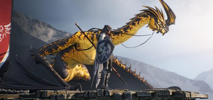 TGA 2020: Первый трейлер Century Age of Ashes — онлайн-шутера с драконами