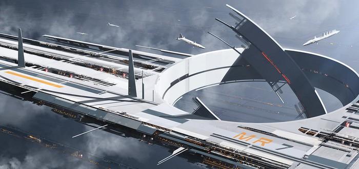 Геймдиректор Mass Effect привлек внимание к загадочному ретранслятору массы
