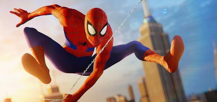 Ремастер Spider-Man получил режим 60 FPS с трассировкой лучей на PS5