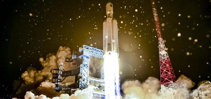 "Вчера была успешно запущена ракета ""Ангара-А5"""