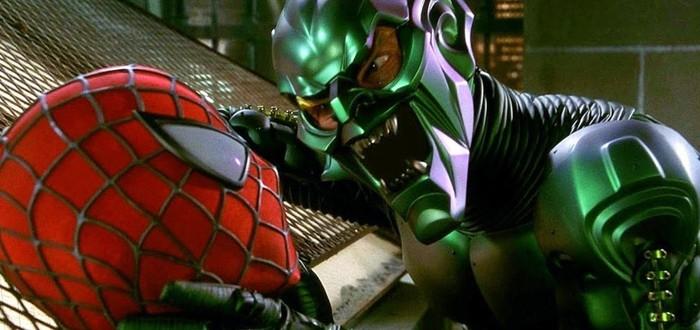 """Слух: Уиллем Дефо и Томас Хайден Черч сыграют Зеленого гоблина и Песочного человека в триквеле """"Человека-паука"""""""