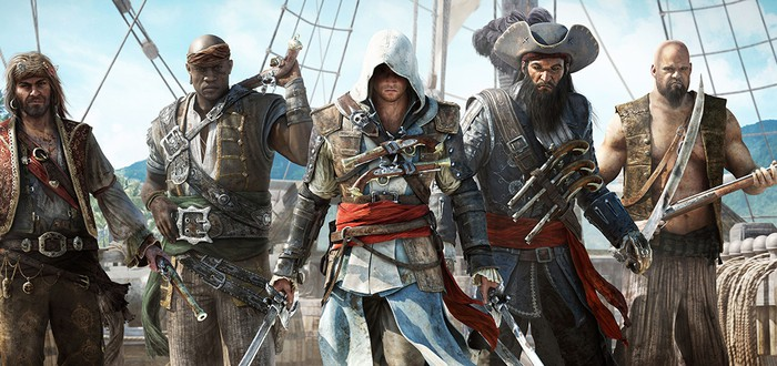 Новый лайв-экшен Assassin's Creed 4