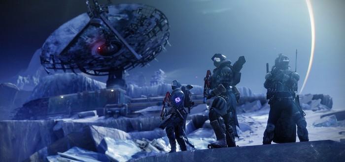 Destiny 2 запустили на горе Куппер — размер проекционного экрана стал рекордным