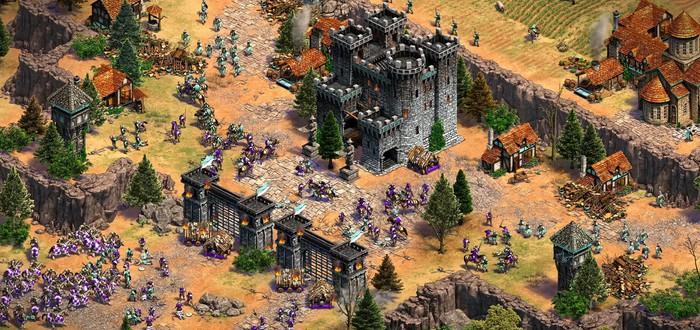 Три кампании и две цивилизации — детали первого DLC для Age of Empires II: Definitive Edition