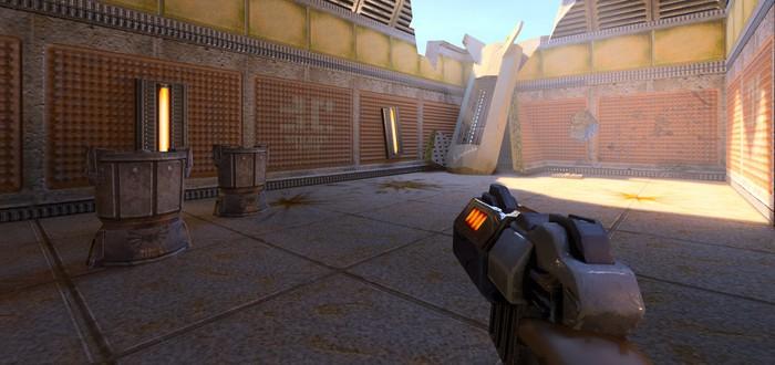 Трассировка лучей в Quake 2 RTX доступна теперь на AMD благодаря API Vulkan