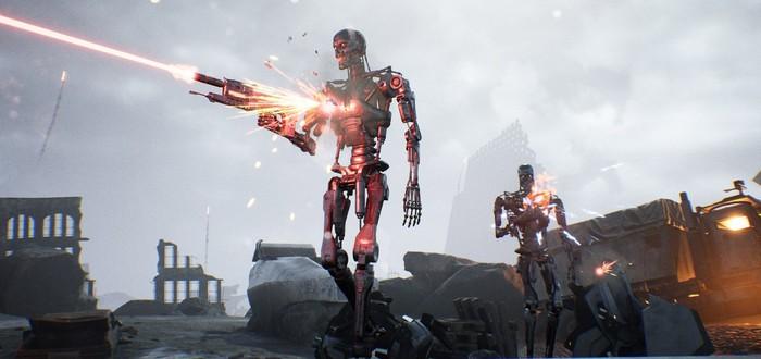Terminator: Resistance получит апгрейд для PS5, поддержку DualSense и DLC