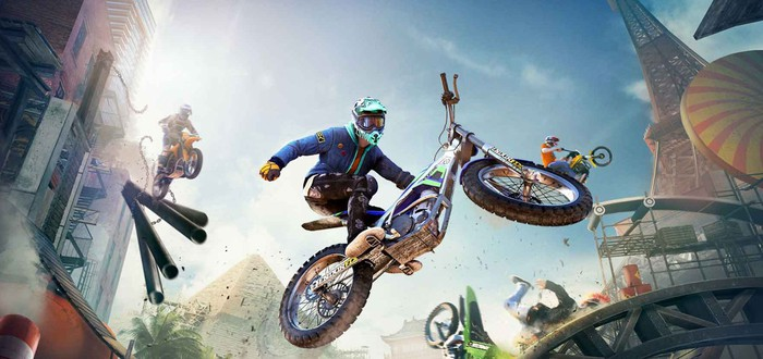 Ubisoft устроила раздачу Trials Rising