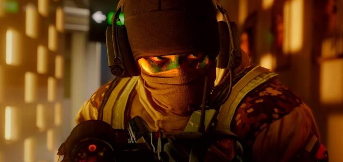 """Новогодние праздники в Rainbow Six Siege — стартовал аркадный режим """"Наследие"""""""