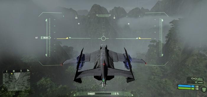 В ремастер Crysis на PC вернули уровень на самолете
