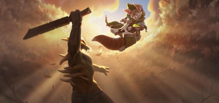 """Новый герой и детали обновления """"Туманная роща"""" для Dota 2"""