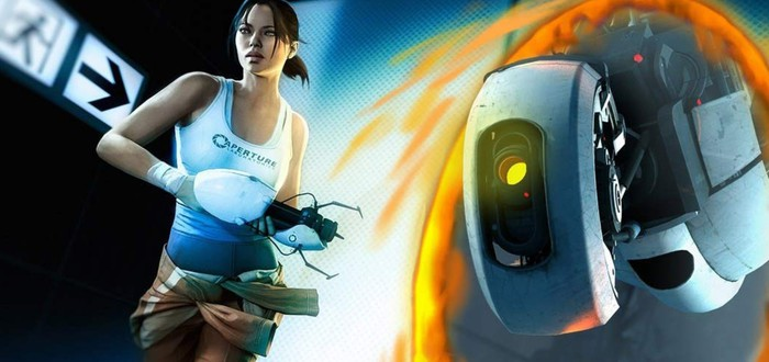 Тизер фанатского мода для Portal 2 со своей сюжетной кампанией