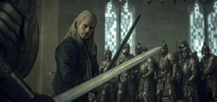 """Netflix опубликовал новый ролик со съемок """"Ведьмака"""" с неудачными дублями"""